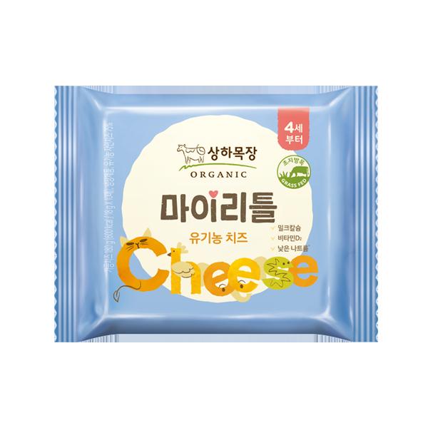 상하목장 마이리틀 유기농 치즈